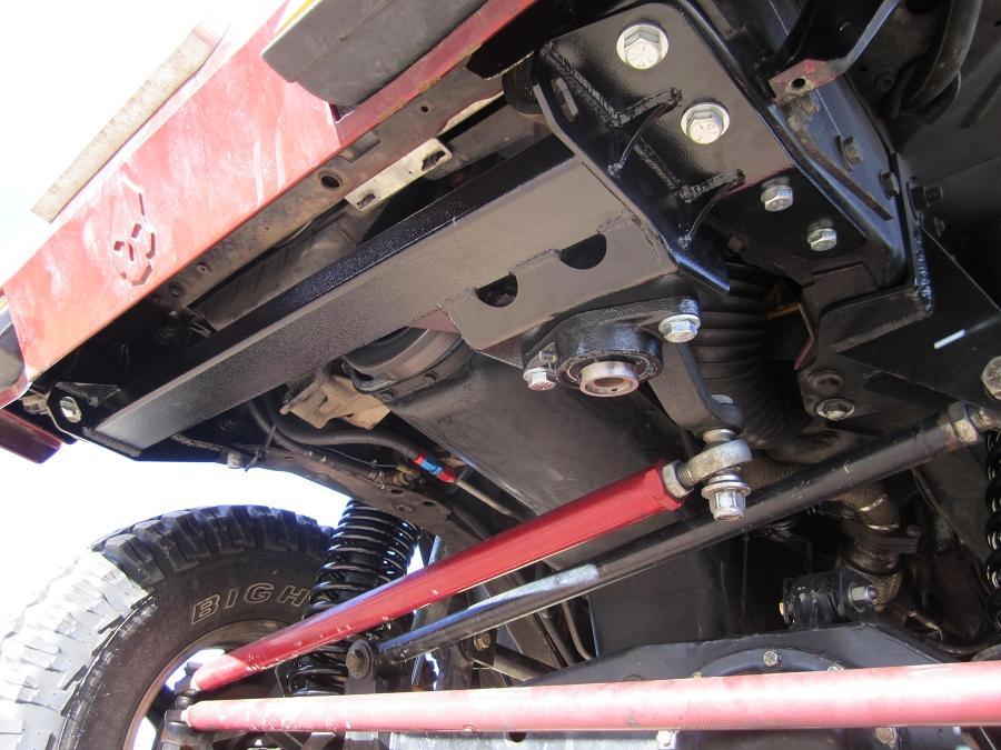 The ultimate xj steering brace